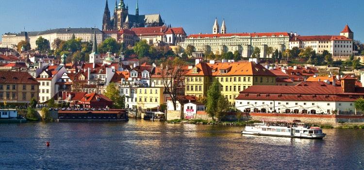 Team Heggedal til Praha 2016