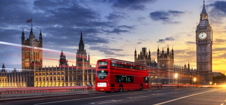 Invitasjon til London 2017!
