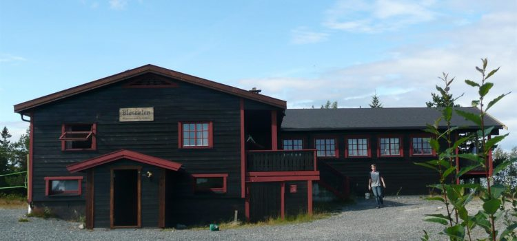 Kickoff-tur til Blestølen 2017