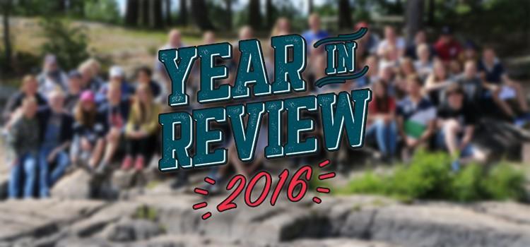 Tilbakeblikk på 2016