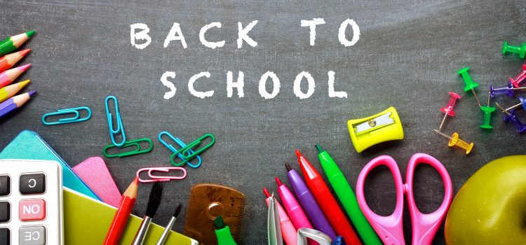 Back to school-samling tirsdag 15 august
