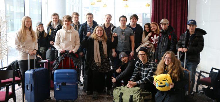Se bilder fra Tallinn 2018 her!